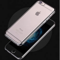 iPhone 5 5S 5C SE 6 6S 7 Plus Soft Silicon Flexible TPU Ultra Thin Back Cover Case