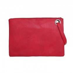 PU Leather Women's Clutch Envelope Bag