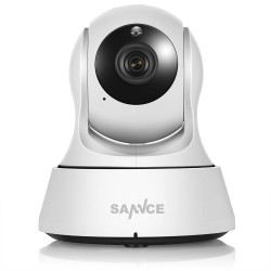 Camera per Bebè Wi-Fi Wireless Mini 720P