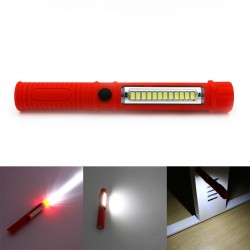 LED Light Torch With Magnet Clip