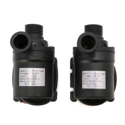 Pompa di Circolazione Sommergibile 12V - 24V Motore Brushlessless 800LH 5m