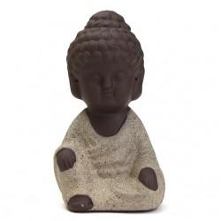 Mini monk figurine - Buddha statue