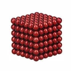 5mm Neodymium spheres magnetic balls 216 pieces color edition