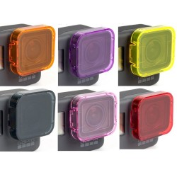 Lenti per Immersione Gopro Hero 5 6pcs