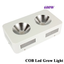 COB 600W 1200W 1800W LED Lamp Plant Grow Box Full Spectrum Hydroponic