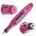 Electric nail drill carve engraving machine