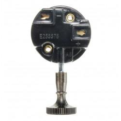 Vintage Retro Edison Lamp Socket E27 Screw Bulb Aluminum