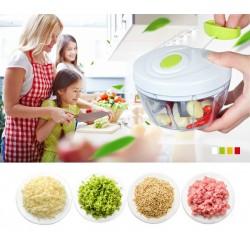 Meat Vegetables Fruit Multifunctional Manual Slicer Chopper