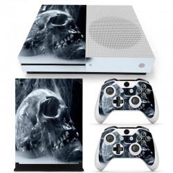 Adesivo protettivo in vinile per Xbox One Slim S Console