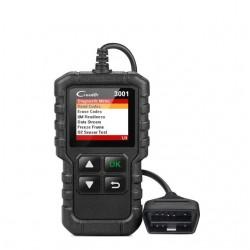 X431- 3001 OBD2 OBDII codici di lettura completi - scansione diagnostica auto