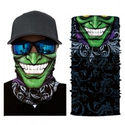 Motorcycle scarf face mask balaclava