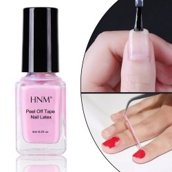 Protective nail latex peel off tape 6ml
