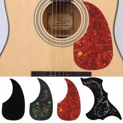Self adhesive pickguard guitar sticker
