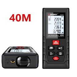 40M 50M 70M 100M 120M laser range finder distance meter tape measure