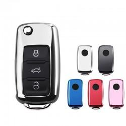 Keychain / car key cover case for Volkswagen VW Passat Golf Jetta Bora Polo Sagitar Tiguan