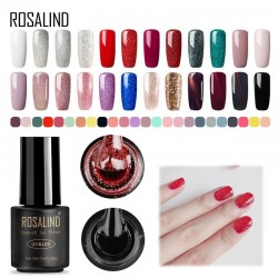 UV LED soak-off nail polish gel 7ml