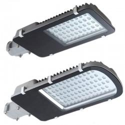 Lampione stradale a LED - 12W 24W 30W 40W 50W 60W 80W 100W 120W AC85-265V - IP65 impermeabile