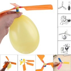Balloon helicopter - flying toy