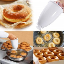 Manual donut maker
