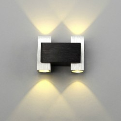 Decorative wall Led lamp 85 - 265V 4W