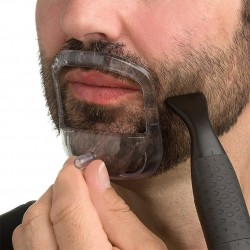 BellyLady 5 pzset Degli Uomini di 5 Formati Barba Cura e Attrezzi strigliatura e tolettatura Kit Ba