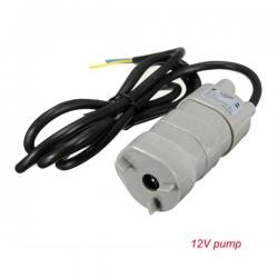 648/5000 Pompa ad acqua per motore sommergibile 12V-24V DC 1.2A 5M 600L / H