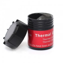 Hot Thermal Grease High Performance Gray Heat Sink Compound CPU Cooling Grease Paste Silicone