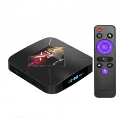 R-TV Box X10 Plus - Allwinner H6 4GB RAM 32GB ROM 2.4G WIFI - Android - TV Box