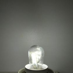 HA CONDOTTO LA Luce Della Lampadina E12 2 w E12 LED Ad Alta Brillante Tonalit di Vetro Della Lampad
