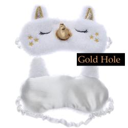 Unicorn cute sleeping mask