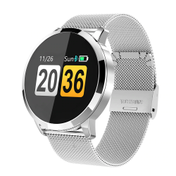 Smart watch - OLED - heart rate tracker - fitness watch