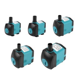 3W - 6W - 10W - 15W - 25W - ultra-quiet submersible water pump for aquarium