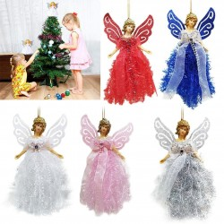 Angel pendant - Christmas tree decoration - 22 cm
