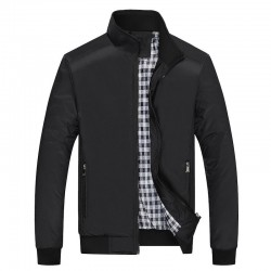 Winter & autumn windbreaker - casual slim jacket