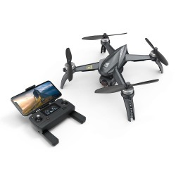 MJX Bugs 5W B5W 5G WIFI FPV - Videocamera 4K - GPS - altitude hold - RC Drone Quadcopter - RTF
