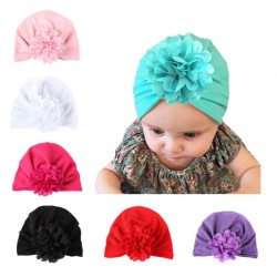 Turban - cotton hat for baby girls