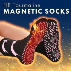 Tourmaline self heating socks - magnetic therapy