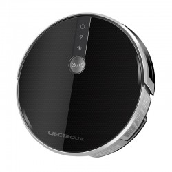 LIECTROUX C30B robot vacuum cleaner - map navigation - 3000Pa suction - Smart Memory - Map Display on Wifi APP