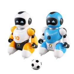 Smart soccer robot - USB - remote control - singing - dancing - RC toy - set